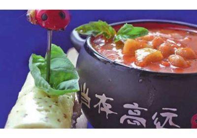 Итальянский суп «Риболлита»