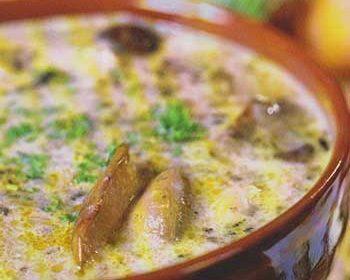 Суп из белых грибов «Кларика»