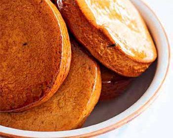 Заварные пряники медовые в сахарной глазури