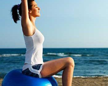 Упражнения для идеальной осанки