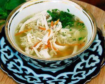 Карам шурва (суп с капустой)