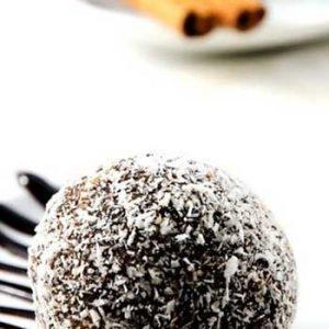 Конфеты Ромовые шарики из вафельной крошки и пекана