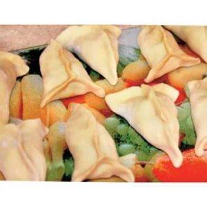 Колдуны по-забайкальски с квашеной капустой и куриной грудкой