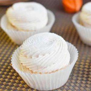 Десерт из тыквы и яблок «Солнечный» зефир