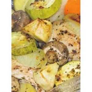 Овощи в оригинальном маринаде