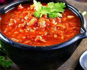 Томатный соус для всего на свете