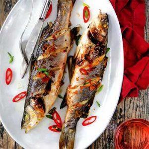 Острая рыба по-въетнамски