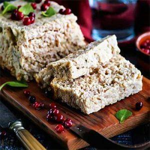 Мясной «хлеб» из индейки