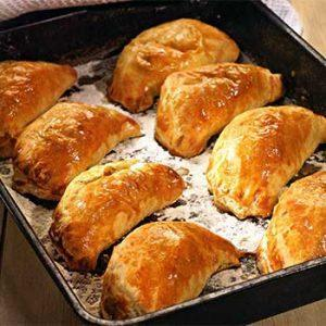Корнуоллские пирожки