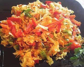 Салат «Витаминный бум»