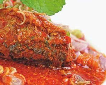 Рыба в томатном соусе