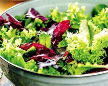 10 правил идеального салата