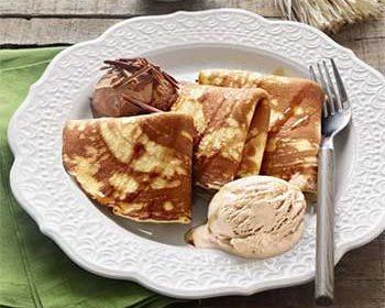 Блинчики «3 мороженых»