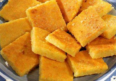 Печенье из манки Басбуза